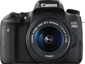 Отзывы Фотоаппарат Canon EOS 760D Double Kit 18-55mm IS STM + 55-250mm IS STM