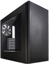 Отзывы Корпус Fractal Design Define S Window (FD-CA-DEF-S-BK-W)